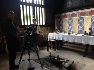 Bayleaf filming