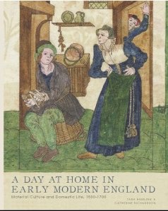 A Day at Home in Early Modern England COVER 23 May